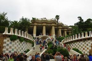 Поездка в Барселону