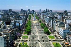 Буэнос-Айрес: город-калейдоскоп