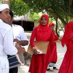 Мальдивское население